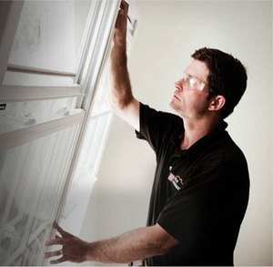 Custom Choice Windows of Peterborough image of window fitting service
