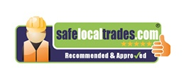 Custom Choice Windows Safe Local Trades and Services Approved logo