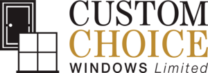Custom Choice Windows of Peterborough Logo