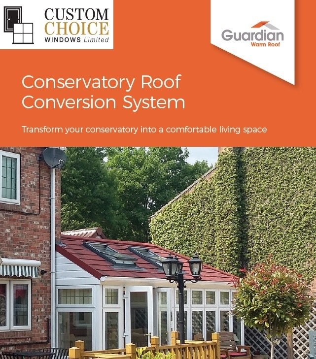 Guardian Warm Roof Brochure