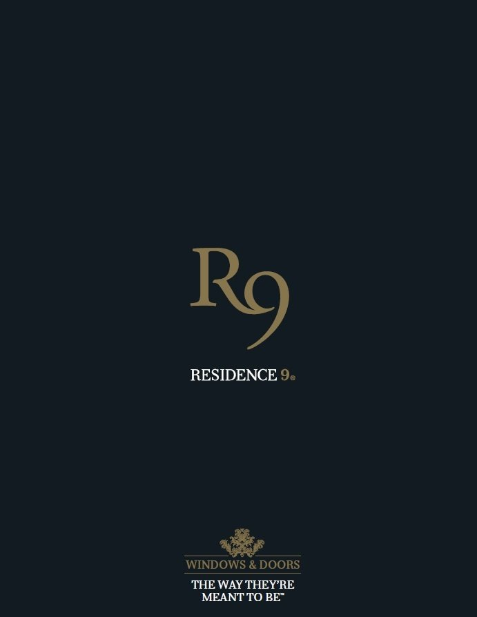 Residence R9 Brochure
