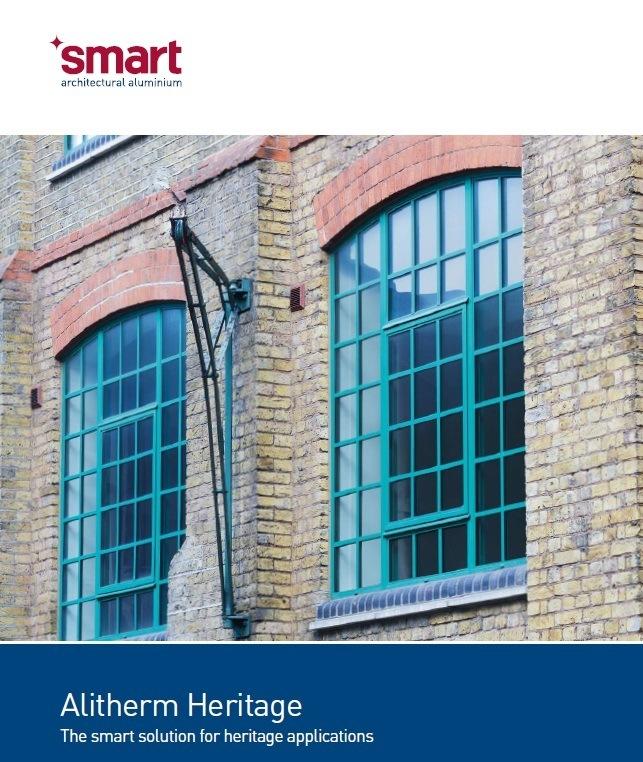 Smart Alitherm Aluminium Heritage Brochure