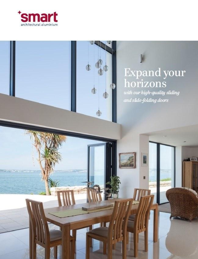 Smart Alitherm Aluminium Visifold Brochure