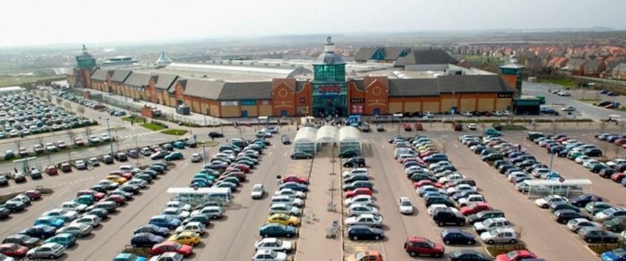 serpentine green shopping centre exhibition