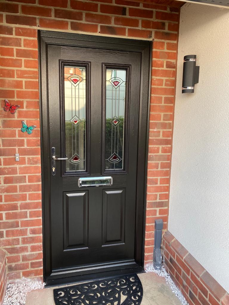 Carole N Front Door