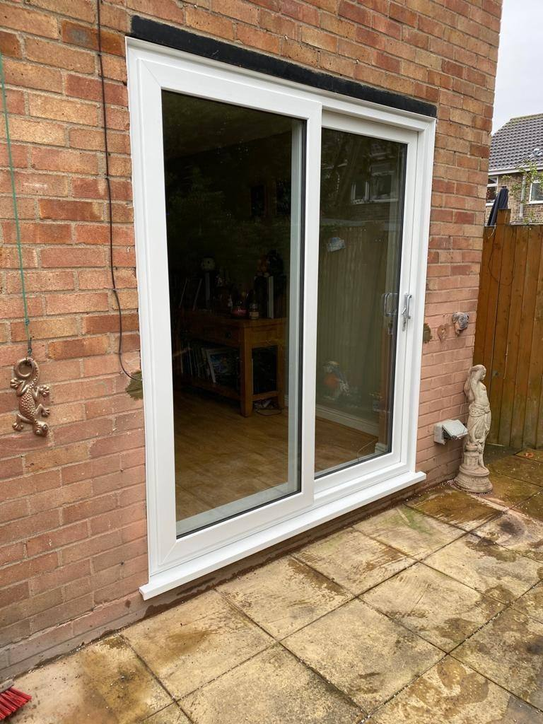 Campbell Patio Door