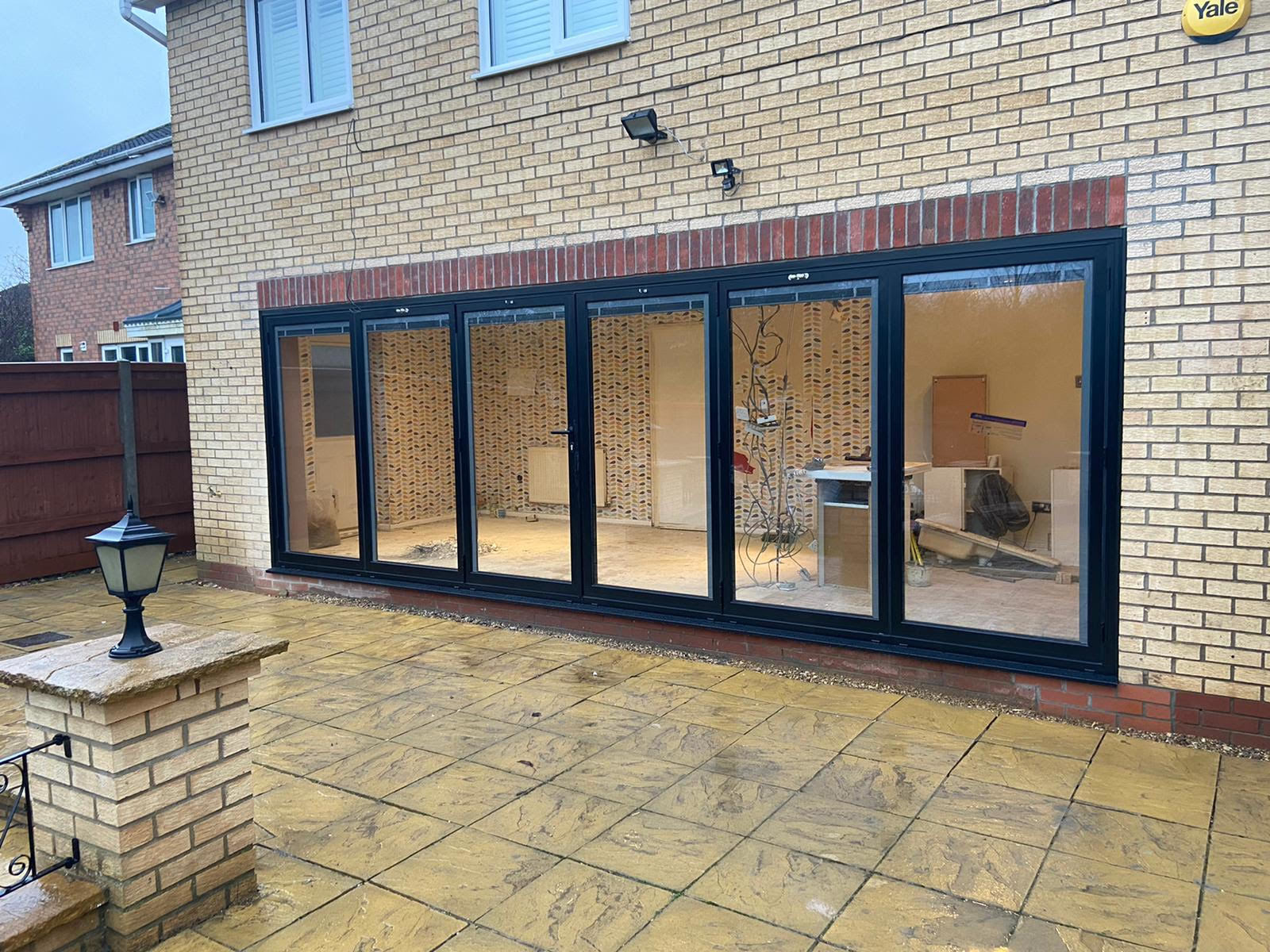 Bi Folding Doors Main Image